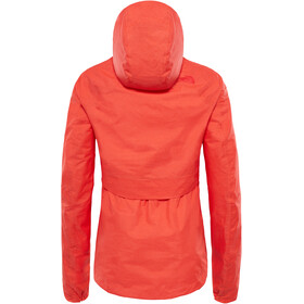 The North Face Inlux Dryvent Jacket Dam fire brick red heather